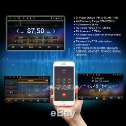 9 Autoradio Android 8.1 DAB GPS Bluetooth OBD WiFi Mercedes Vito Viano Sprinter
