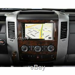 9Autoradio for Mercedes A/B Classe W169 W245 Sprinter Vito Viano W639 GPS Navi
