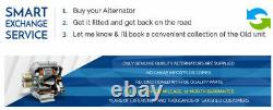 Alternateur pour Mercedes Sprinter Viano Vito 2.1 2.2 Diesel 200 Amp 0124625006