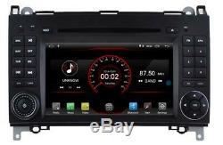 Android 10 Mercedes-benz Class A / B / Viano/vito/ Sprinter V-class Gps Radio
