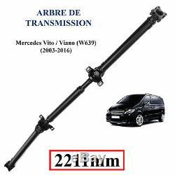 Arbre de transmission pour MERCEDES VITO VIANO W639 A6394103206 OEM