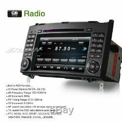Autoradio DVD GPS Navi TNT DVR Bluetooth MP3 USB Mercedes W245 W169 Viano Vito