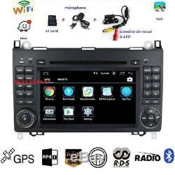Autoradio Gps Dvd Android9 CAMERA MERCEDES SPRINTER-VITO-VIANO-A/B + VW CRAFTER