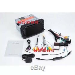 Autoradio android-GPS-DVD-BT-USB Mercedes Classe C-A-CLK-VITO-VIANO-G + CAMERA