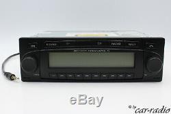 Becker Indianapolis BE7920 MP3 Système de Navigation Aux-In Prise Jack Autoradio