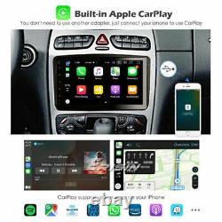 Carplay Android 10 Autoradio Radio DAB+4G Mercedes C/CLK/G Class W209 Viano Vito