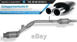 Catalyseur Mercedes-Benz Viano W639 Vito W639 2.0/2.2 CDI 111/115TD A6394900281