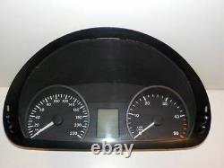 Compteur Pour Mercedes Classe V Et Vito Viano W639 6394465921