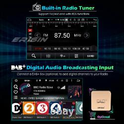 DAB+Android 10.0 8-Core Autoradio DSP GPS Mercedes Benz A/B Class Viano Crafter
