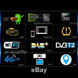 DAB+Autoradio Android 9.0 Mercedes Class A/B Vito Sprinter Viano Vito Crafter 4G