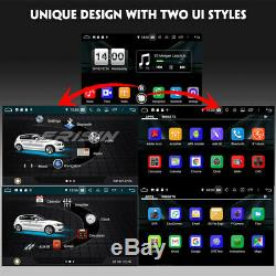 DAB+Autoradio Android 9.0 Mercedes Class A/B Vito Sprinter Vito VW Crafter W639