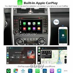 DAB+Autoradio Mercedes Benz Classe A/B Vito Sprinter Viano Carplay Android 10.0