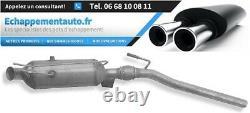 Filtres à particules Mercedes-Benz Viano/Vito W639 3.0 CDI A6394907681
