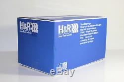 H&r Ressorts pour Abaissement Mercedes Viano/Vito avant 40mm 29226-2