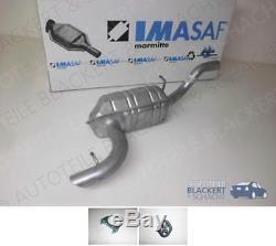 Imasaf ESD Silencieux Pour MERCEDES-BENZ Vito/Viano Long / Extra + Accessoire
