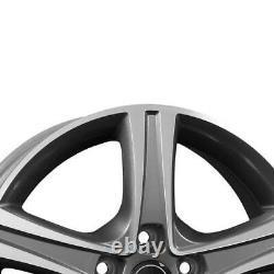 Jantes Borbet CWD 6.5x16 ET52 5x112 ANTP pour Mercedes Viano Vito V