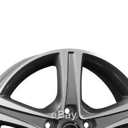 Jantes Borbet CWD 7.0x17 ET51 5x112 ANTP pour Mercedes Viano Vito V