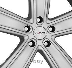 Jantes Dezent TH 7.5Jx17 ET55 5x112 pour Mercedes Benz GLE M R Viano Vito 17 Pou