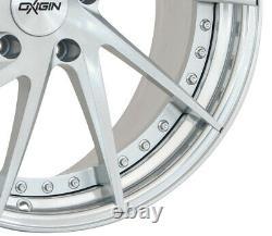 Jantes Oxigin MP1 9x20 ET45 5x112 SILP pour Mercedes GLE M-Klasse Vito V-Klasse