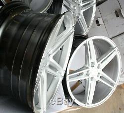 Jantes en Alliage X4 18 S Double 5 pour Mercedes A C E R Classe Cla Viano Vito