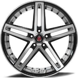 Jantes en Alliage X4 19 Bpf EX20 750KG pour Mercedes Classe V Vito VW