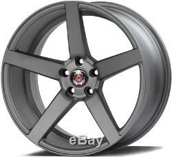 Jantes en Alliage X4 19 Gris Ex18 750kg pour Mercedes V-Class Vito