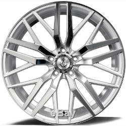 Jantes en Alliage X4 20 Argent Ex30 850kg pour Mercedes V-Class Vito VW