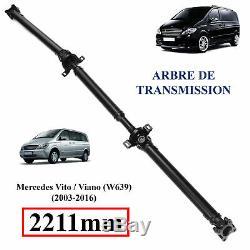 MERCEDES VITO VIANO 2211 MM Arbre de transmission renforcé = A6394103206