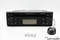 Mercedes Audio 10 CD Mf2910 Bluetooth MP3 Radio Avec Microphone RDS 12V