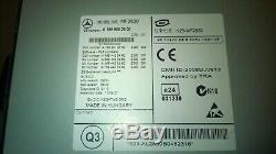 Mercedes Audio 20 NTG 2.5 A-Classe W169 W245, VITO, VIANO, Bluetooth MP 3