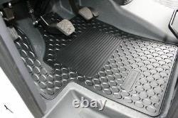 Mercedes Benz Original Caoutchouc Paillassons W 639 Viano/Vito LHD Complet Neuf