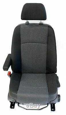 Mercedes-Benz Siège Conducteur Accoudoir Sièges Chauffants Tissu Lima W639 Vito