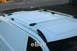 Mercedes Vito EXTRA LONG 2003+ Rails de toit et barres transversales en aluminiu