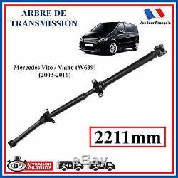 Mercedes Vito Viano W639 2211MM / Arbre de transmission = A6394103206