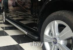 Mercedes Vito Viano W639 Extra Long Wheel Base 2003+ Marchepieds En Aluminium