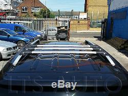 Mercedes Vito Viano W639 Verrouillable Cross Barres Toit Rack 90 KG Capacité x3