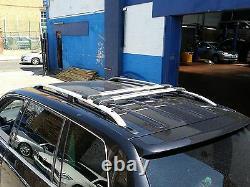 Mercedes Vito Viano W639 Verrouillable Toit Aluminium Rack Barre Cross 2003 Sur