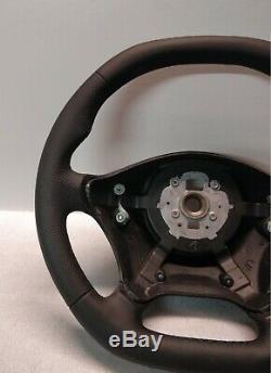 Mercedes Vito Viano W639 Volant Plat Haut Bas Neuf Cuir Custom