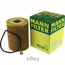 Motul 11 L 5w-30 Huile Moteur + Mann-Filter Mercedes-Benz Vito Bus W639 122 Cdi