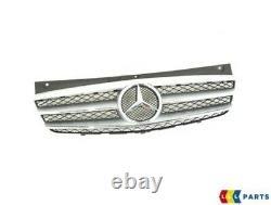 Neuf Véritable Mercedes Benz Vito Viano W639 Avant Chome Procective Grille