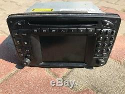 Org. Mercedes Comand 2.0 E W639 Système de Navigation Vito Viano V639