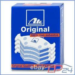 Original Ate Disques Plein Ø296 + Plaquettes Frein Arrière Mercedes Viano W639