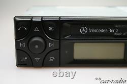 Original Mercedes Audio 10 BE3100 Becker Cassette Autoradio Avec Changeur De CD