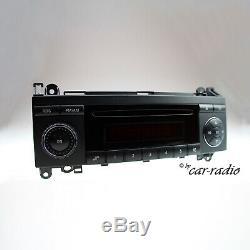 Original Mercedes Audio 5 BE6086 Becker Autoradio W169 W245 W639 W906 CD Radio
