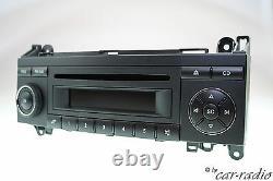 Original Mercedes Audio 5 NG BE9012 MP3 Wma CD Radio W245 W169 W639 W906 Becker