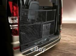 Original Mercedes-Benz Filet à Bagages pour Vito & Viano 639 en Noir B66560594