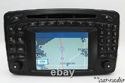 Original Mercedes Comand 2.0 E / Tête Unit W639 Navigation Vito Viano V639