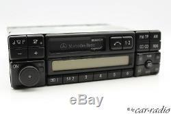 Original Mercedes Exquise BE1690 Becker Cassette Autoradio Avec Changeur De CD