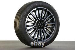 Original Mercedes Roues D'Été 18 Pouces Classe V W447 Viano W639 A4474013700