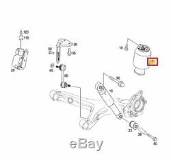 Original et Neuf pour Mercedes Viano Vito W639 Air Ressort Suspension Sac